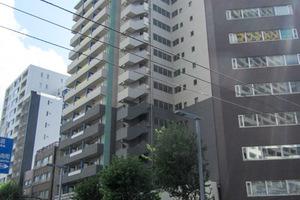 ガラグランディ西新宿の外観