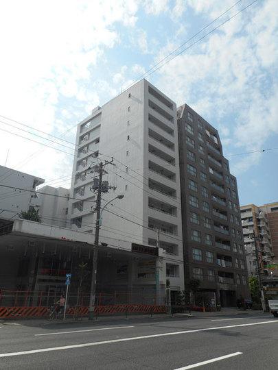 ガーラステーション菊川の外観