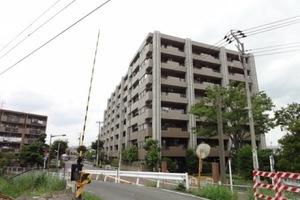 レクセルマンション京成高砂の外観