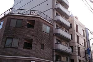 クレイシア西蒲田の外観