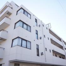 新横浜フラワーマンション