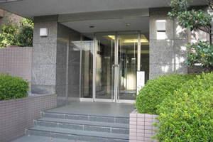 世田谷桜丘シティハウスのエントランス