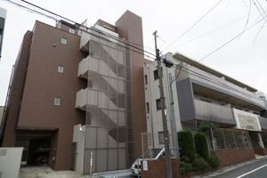 スタジオデン桜新町の外観