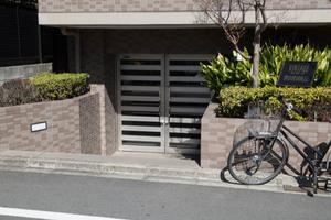 ヴィンテージ世田谷桜丘のエントランス