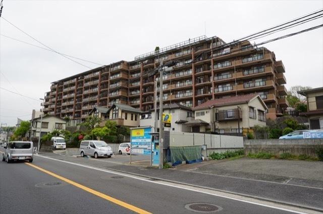 グランシティ横浜保土ヶ谷の外観