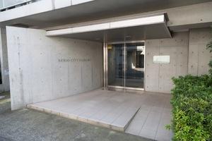 レクシオシティ荻窪のエントランス