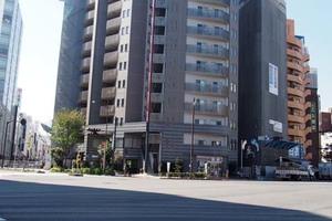 ミオカステーロ日本橋横山町の外観