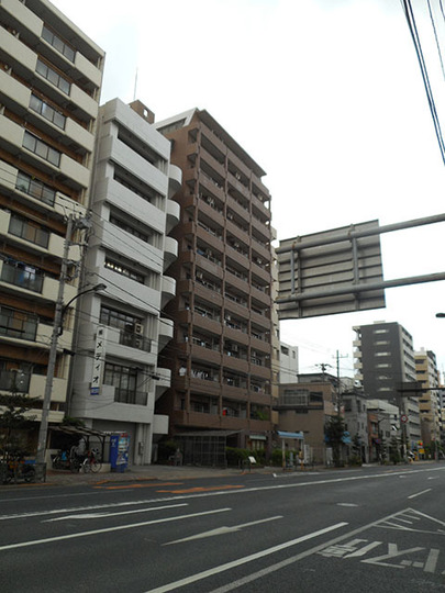ライオンズマンション錦糸町亀沢の外観