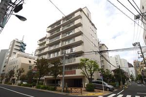 小石川ハウスの外観
