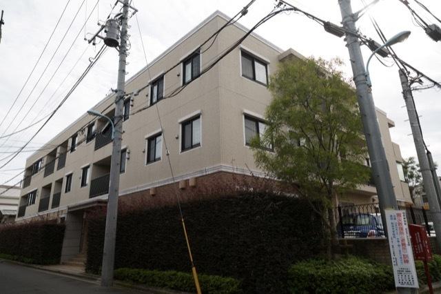 パークハウス東高円寺ルフィーネの外観