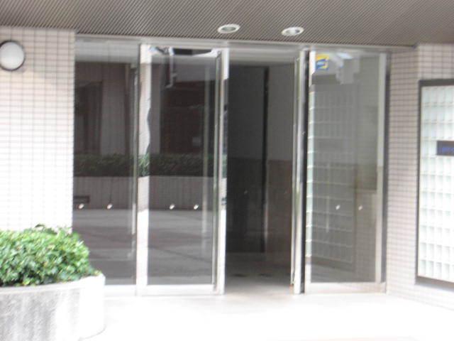 高井戸パークハウスのエントランス