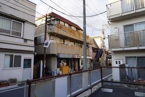 南長崎第2マンションの外観