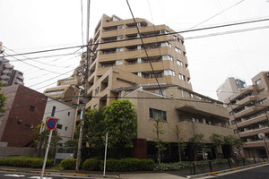 マジェスティコート小石川播磨坂の外観