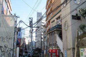 ジェイパーク渋谷桜丘の外観