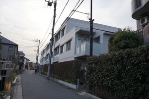 ルフォン中野上鷺宮弐番館の外観