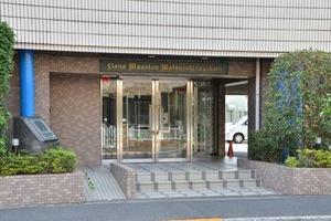ライオンズマンション松江親水公園のエントランス