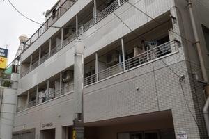 ニュー桜台ビルの外観
