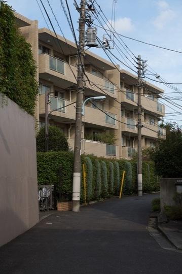 東急ドエルプレステージ浜田山ガーデンズの外観