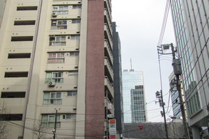 第18宮庭マンションの外観