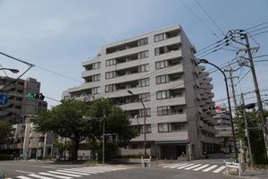 中村橋シティハウスの外観
