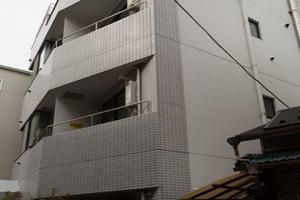 メインステージ代田橋の外観