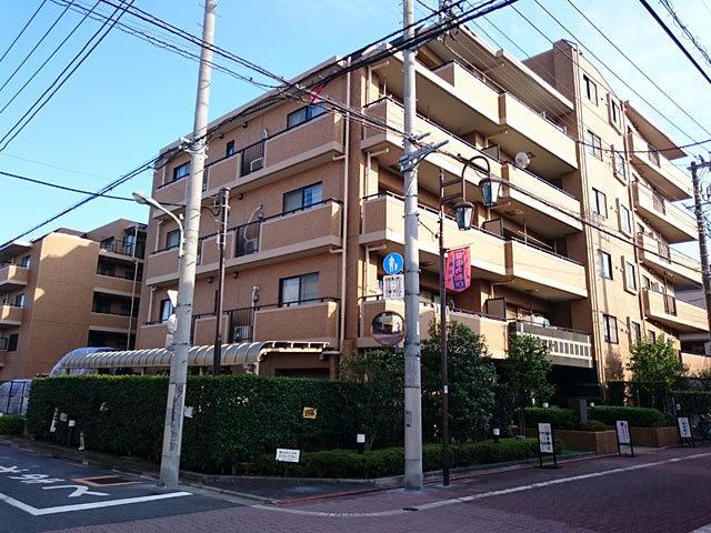 コスモ大田中央の外観