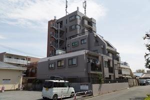 キャニオンマンション石神井台の外観