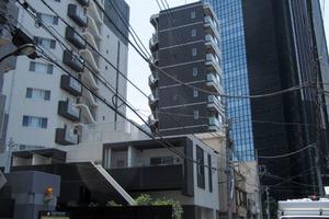 ダイナシティ西新宿の外観