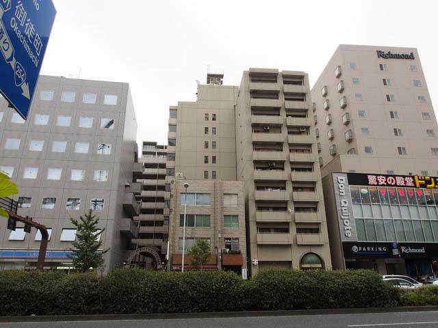 本郷壱岐坂ハイツの外観