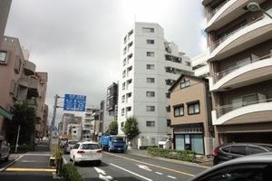 プレールドゥーク東京イーストの外観