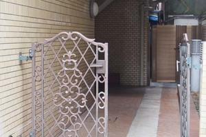 ブリリアンス日本橋浜町5番館のエントランス