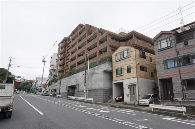 ランドシティー横浜山手の外観