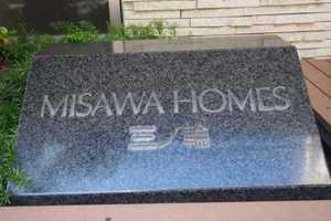 ミサワホームズ三ノ輪の看板