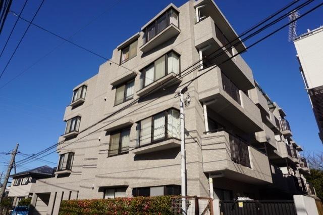 新横浜西パークホームズ
