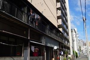 マイキャッスル横浜リバーサイドの外観