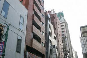 クレセントプラザ笹塚の外観
