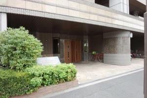 レクセルマンション京成高砂のエントランス