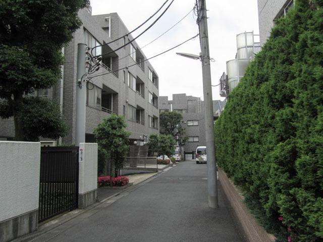 ユニーブル西早稲田の外観
