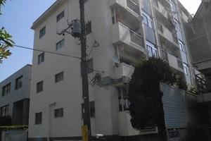 中野弥生町ローヤルコーポの外観