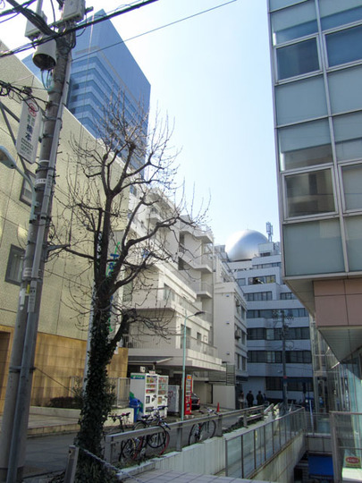 渋谷コープの外観