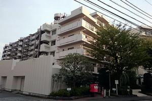 ルネ蒲田ガーデンステイツの外観