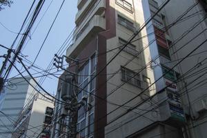 サニーコーポ新宿の外観