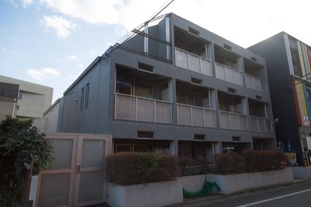 メディアシティ駒沢大学の外観