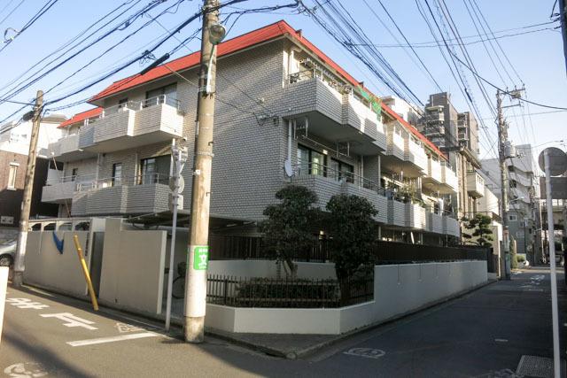 メイゾン初台(渋谷区本町)