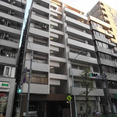 中銀築地マンシオン