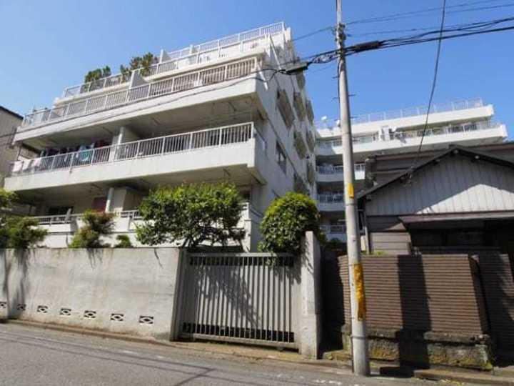 椎名町マンションの外観