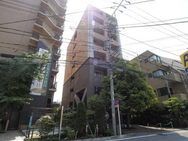 アプレシティ椎名町の外観