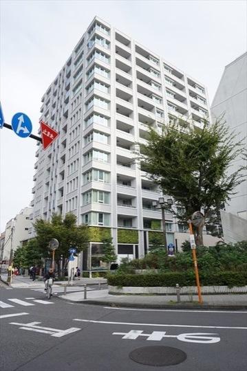 ザライオンズ横浜山下町の外観