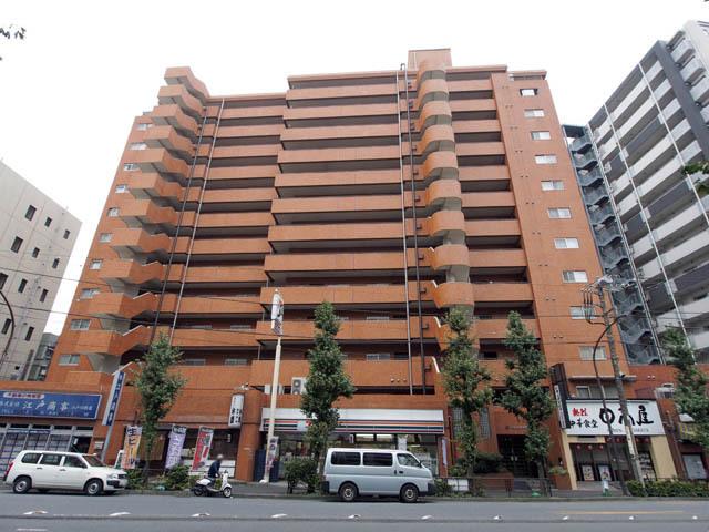 朝日江戸川橋マンション