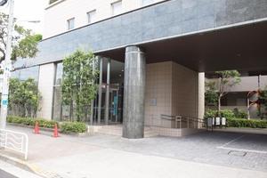 東京ベイアクアマークスのエントランス